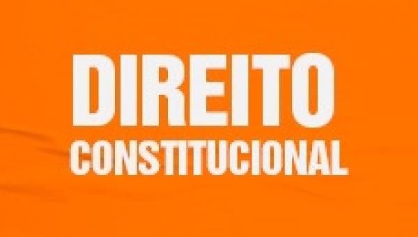 Direito Constitucional Oficial