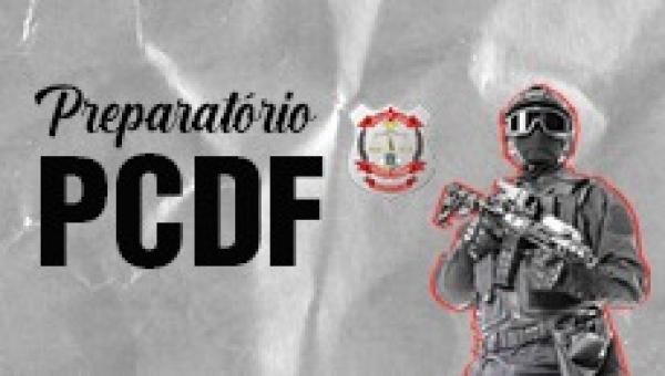 Preparatório PCDF