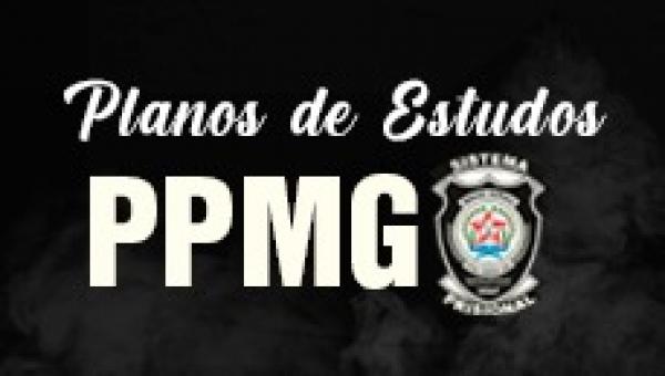 Plano Polícia Penal MG