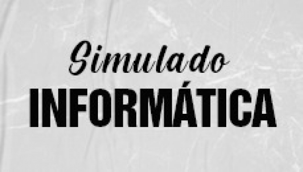 Simulado 1 - Informática
