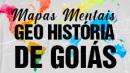 Mapa Mental Geo-História de Goiás