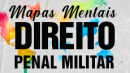 Mapa Mental Direito Penal Militar