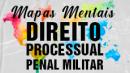 Mapa Mental Direito Processual Penal Militar