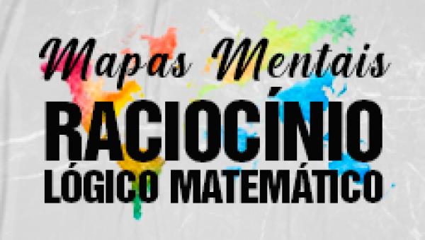 Mapa Mental Raciocínio Lógico Matemático