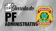 Simulado PF (Administrativo)