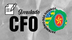 Simulado CFO Goiás